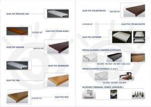 Catalog glafuri pvc DHN