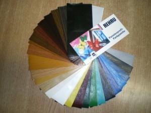 Rehau - culori profile