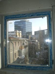 fereastra al etem ingust